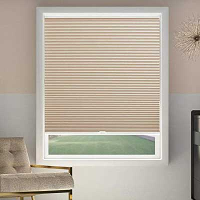 Rèm lá nhôm cửa sổ