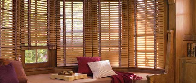 Rèm gỗ cao cấp tự nhiên