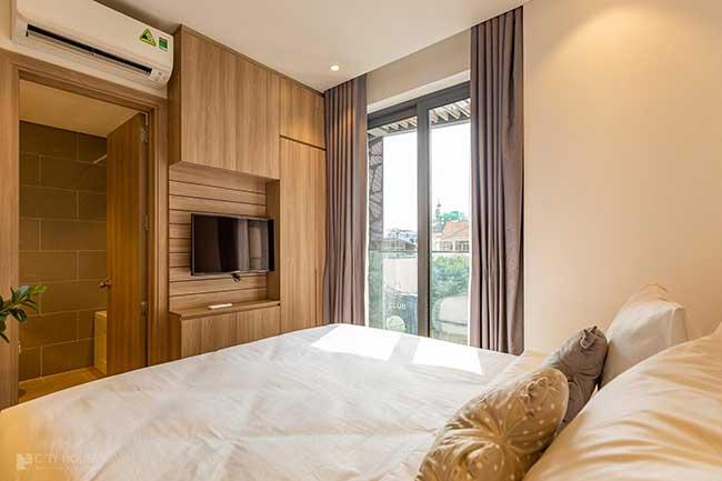 Rèm cửa Kim Nguyên Apartment