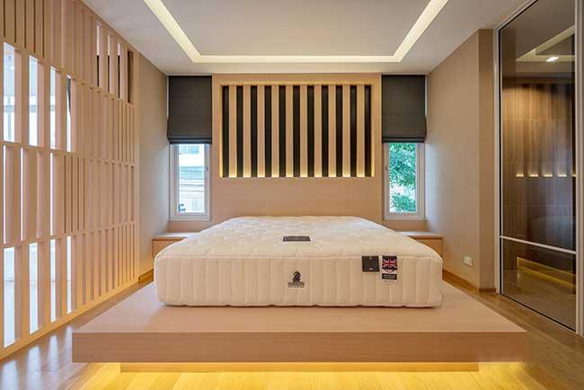 Rèm roman phòng ngủ Thủ Đức