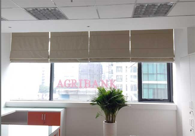 Rèm roman văn phòng tại Quận Tân Bình
