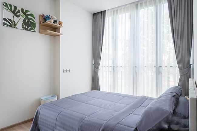 Rèm phòng ngủ đẹp chung cư Quận 7
