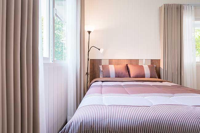 Rèm phòng ngủ chống sáng TPHCM