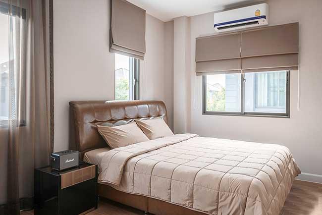 Rèm cửa sang trọng cho phòng ngủ quận Tân Bình