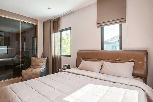 Rèm đẹp phòng ngủ đường cộng hòa Tân Bình