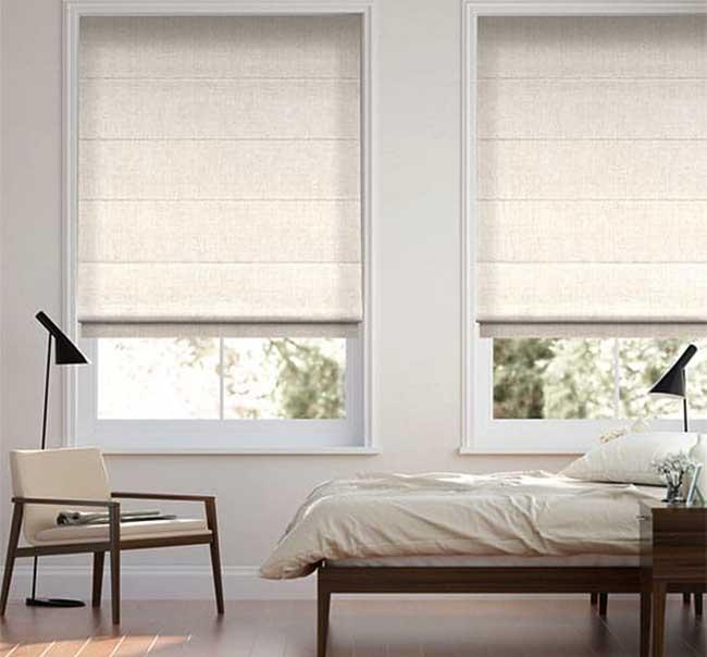 rèm roman cửa sổ